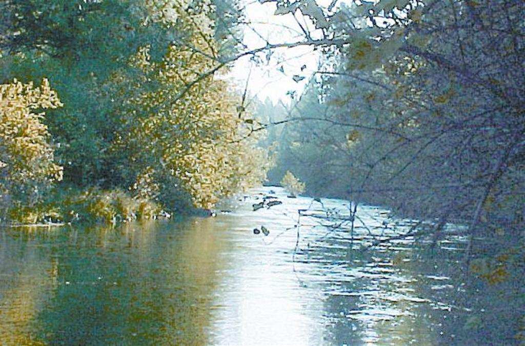 Little Butte Creek